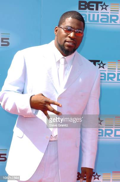 David Banner during 2005 BET Awards Arrivals at Kodak Theatre in Hollywood California United States