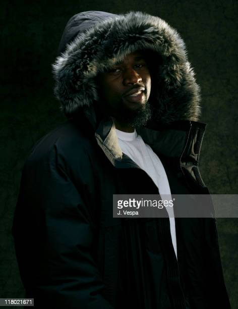David Banner during 2007 Sundance Film Festival 'Black Snake Moan' Portraits at Delta Sky Lodge in Park City Utah United States