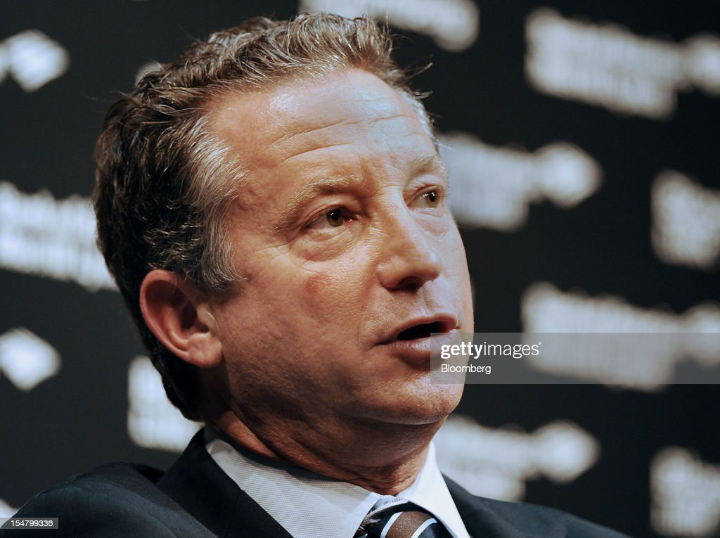 David Barse, chief executive officer at Third Avenue Management LLC, speaks at the Bloomberg Dealmaker Summit in New York, U.S., on Thursday, Oct. 25, 2012. The third Bloomberg Dealmakers Summit brings the biggest rainmakers in mergers and acquisitions and private equity to look at deal flow, leveraged buyouts and initial public offering activity from a sector-specific view, exploring, health care, technology and sports amidst the impending U.S. elections. Photographer: Peter Foley/Bloomberg via Getty Images