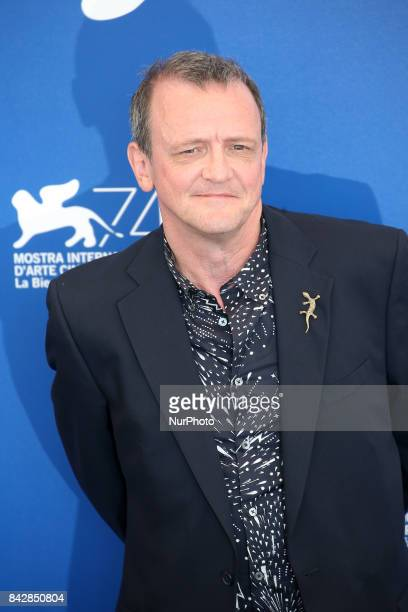David Batty attend the 'My Generation' photocall during the 74th Venice Film Festival in Venice Italy on September 5 2017