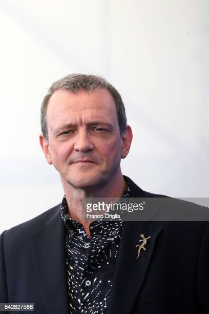 David Batty attends the 'My Generation' photocall during the 74th Venice Film Festival at Sala Casino on September 5 2017 in Venice Italy
