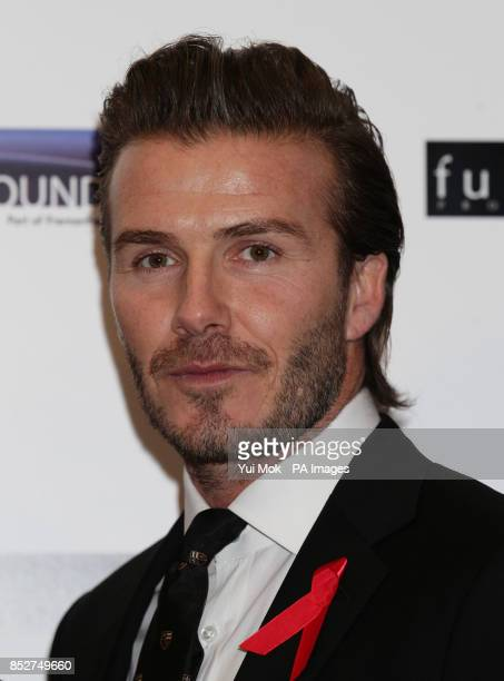 David Beckham arriving for the World premiere of documentrary film The Class of 92 detailing the rise to prominence and sporting superstardom of six...
