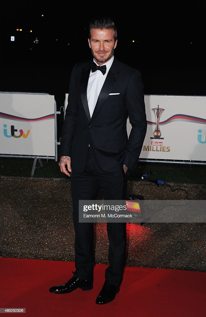 The Sun Military Awards at National Maritime Museum on December 10, 2014 in London, England.