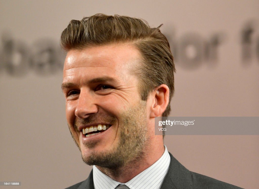 <a gi-track='captionPersonalityLinkClicked' href=/galleries/search?phrase=David+Beckham&family=editorial&specificpeople=158480 ng-click='$event.stopPropagation()'>David Beckham</a> attends a press conference titled 'Ambassador for the Youth Football Programme in China and the Chinese Super League' at Shijia Hutong Primary School on March 20, 2013 in Beijing, China.