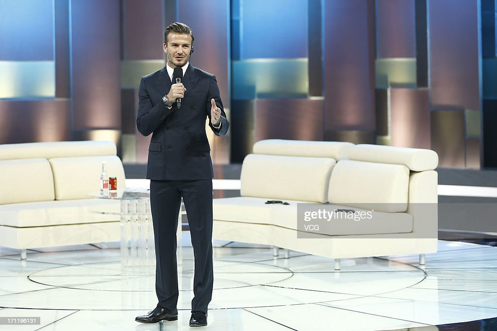<a gi-track='captionPersonalityLinkClicked' href=/galleries/search?phrase=David+Beckham&family=editorial&specificpeople=158480 ng-click='$event.stopPropagation()'>David Beckham</a> attends China Central Television show on June 23, 2013 in Beijing, China.