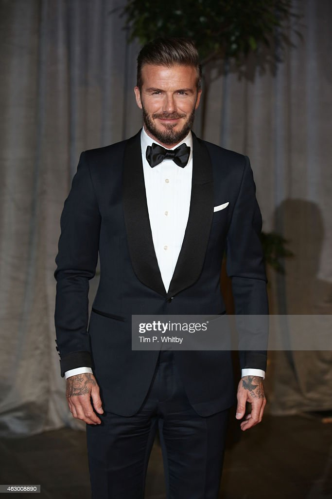 <a gi-track='captionPersonalityLinkClicked' href=/galleries/search?phrase=David+Beckham&family=editorial&specificpeople=158480 ng-click='$event.stopPropagation()'>David Beckham</a> attends the after party for the EE British Academy Film Awards at The Grosvenor House Hotel on February 8, 2015 in London, England.
