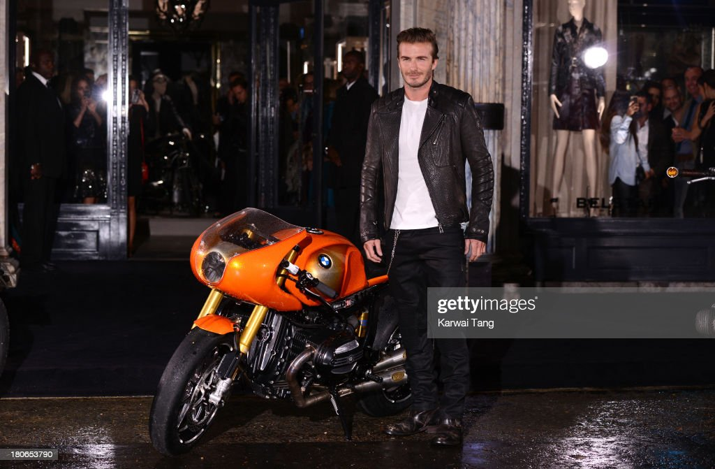 <a gi-track='captionPersonalityLinkClicked' href=/galleries/search?phrase=David+Beckham&family=editorial&specificpeople=158480 ng-click='$event.stopPropagation()'>David Beckham</a> attends the opening of Belstaff House on September 15, 2013 in London, England.