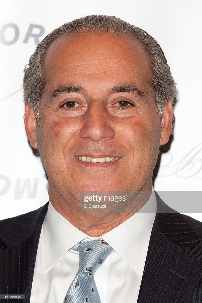 David Ben-Hooren attends the New York Philharmonic 171st season opening gala at Avery Fisher Hall at Lincoln Center for the Performing Arts on September 27, 2012 in New York City.