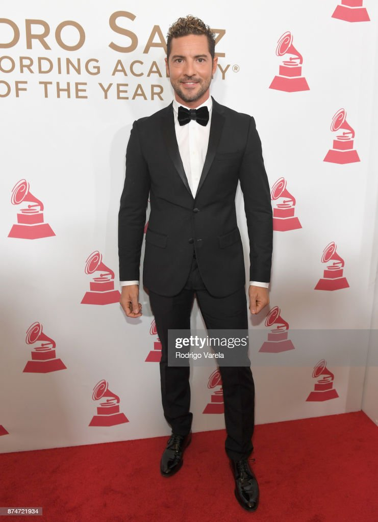 2017 Person of the Year Gala Honoring Alejandro Sanz - Red Carpet