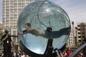 NY: David Blaine: The Magic Way