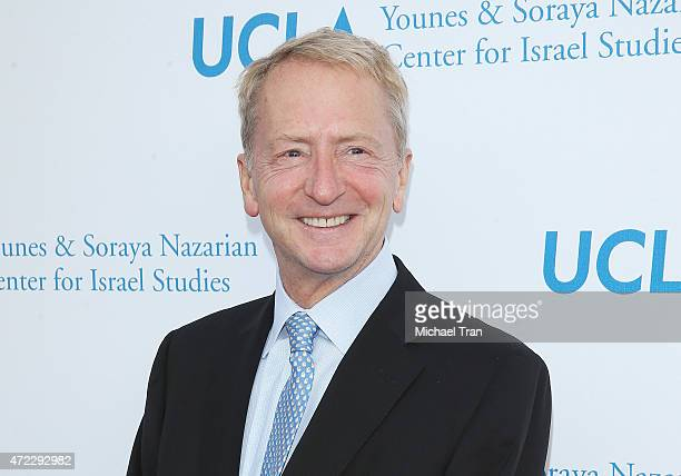 David Bohnett arrives at the UCLA Younes Soraya Nazarian Center for Israel Studies 5th Annual Gala held at Wallis Annenberg Center for the Performing...