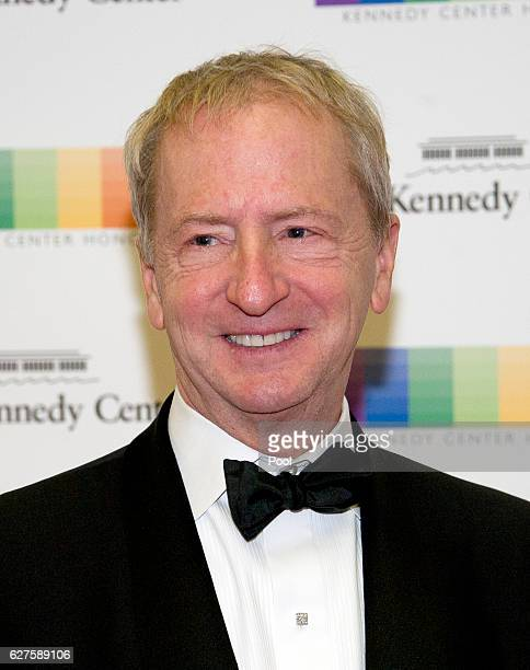 David Bohnett arrives for the formal Artist's Dinner honoring the recipients of the 39th Annual Kennedy Center Honors hosted by United States...