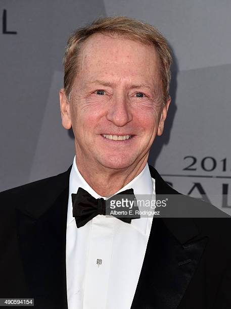 David Bohnett attends The Los Angeles Philharmonic 2015/2016 Season Opening Night Gala at the Walt Disney Concert Hall on September 29 2015 in Los...