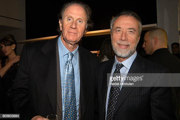 David Bonderman and Domenico De Sole attend BALLY New York Flagship ReOpening With W Magazine and Central Park Conservancy at Bally New York on...