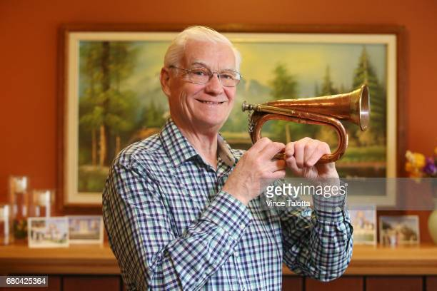 TORONTO ON MAY 5 David Bootes received a package from France containing a bugle that belonged to his grandfather a Canadian solider who fought in WWI...