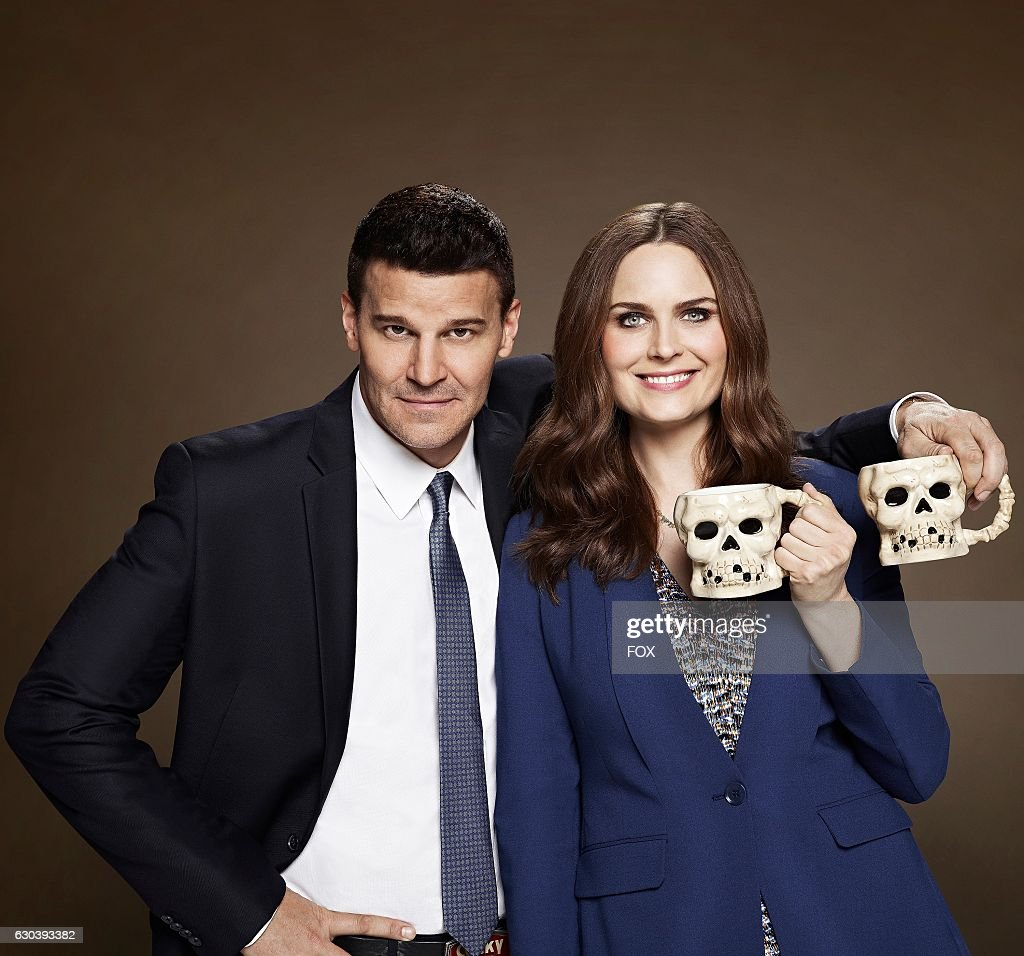 David Boreanaz as FBI Special Agent Seeley Booth and Emily Deschanel as Dr. Temperance Brennan. The eleventh season of BONES premieres Thursday, Oct. 1 (8:00-9:00 PM ET/PT) on FOX.