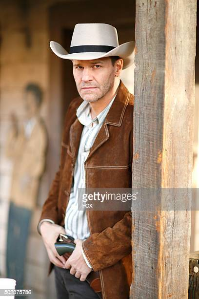 David Boreanaz in the first part of the twohour 'The Cowboy in the Contest/The Doom in the Boom' fall finale episode of BONES airing Thursday Dec 10...