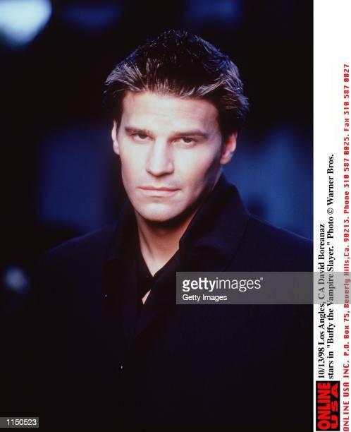 David Boreanaz stars in 'Buffy the Vampire Slayer'