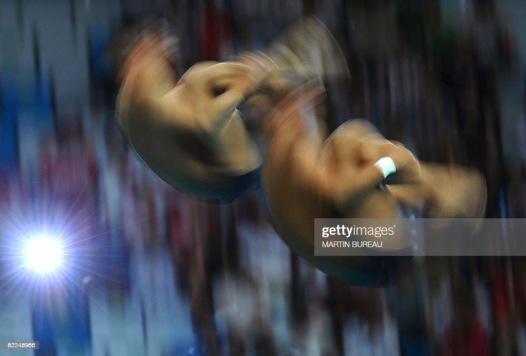 BLADE 7184: U.S. Olympic Swimmer Thomas Finchum