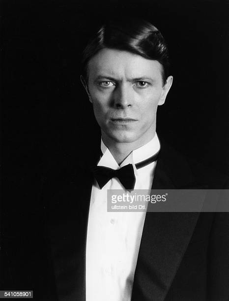 David BOWIE *1947 British singer and actor role portrait 1978