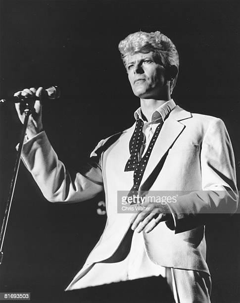 David Bowie 1983 US Festival