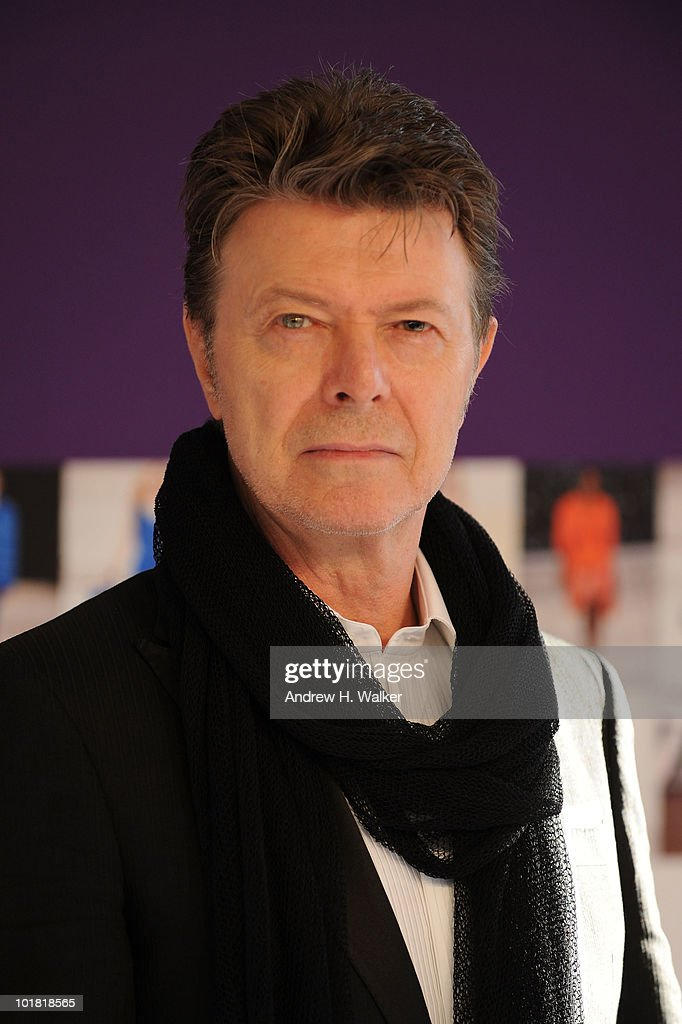 David Bowie attends the 2010 CFDA Fashion Awards at Alice Tully Hall at Lincoln Center on June 7 2010 in New York City