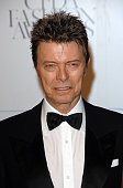 David Bowie during 2007 CFDA Fashion Awards Red Carpet at New York Public Library in New York City New York United States