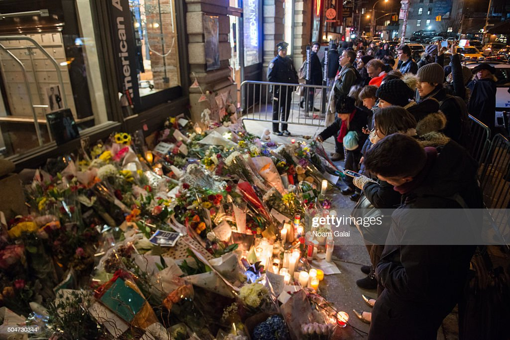 David bowie remembered getty images for David bowie nyc apartment