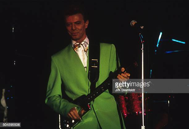 David Bowie performs for Target Corporation in Minneapolis Minnesota on October 1 1991