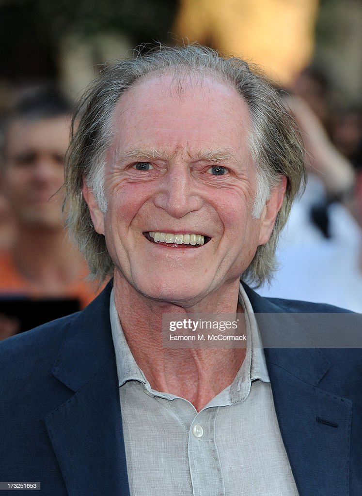 David Bradley attends the World Premiere of 'The World's End' at Empire Leicester Square on July 10, 2013 in London, England.