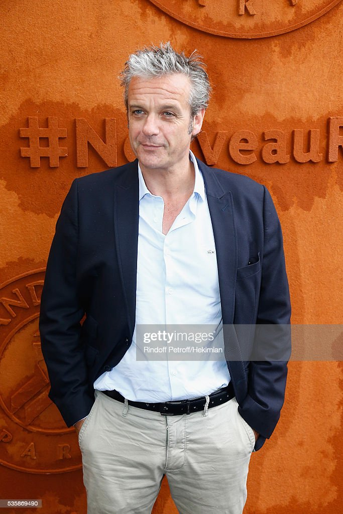 David Brecourt attends the French Tennis Open Day Nine at Roland Garros on May 30, 2016 in Paris, France.