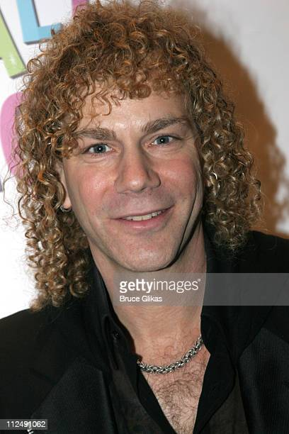 David Bryan during 'All Shook Up' Opening Night on Broadway at The Palace Theater in New York City New York United States