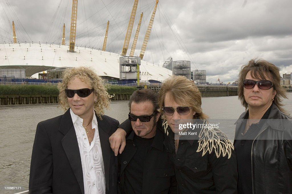 Bon Jovi in Concert at the O¦ Arena in London - Arrivals - June 24, 2007