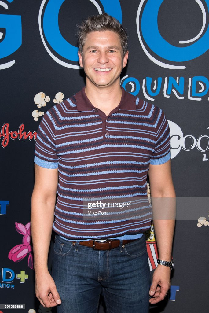 David Burtka attends the 2017 Good+ Foundation NY Bash at Victorian Gardens at Wollman Rink Central Park on May 31, 2017 in New York City.