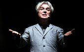 David Byrne Performs At The Eventim Apollo London