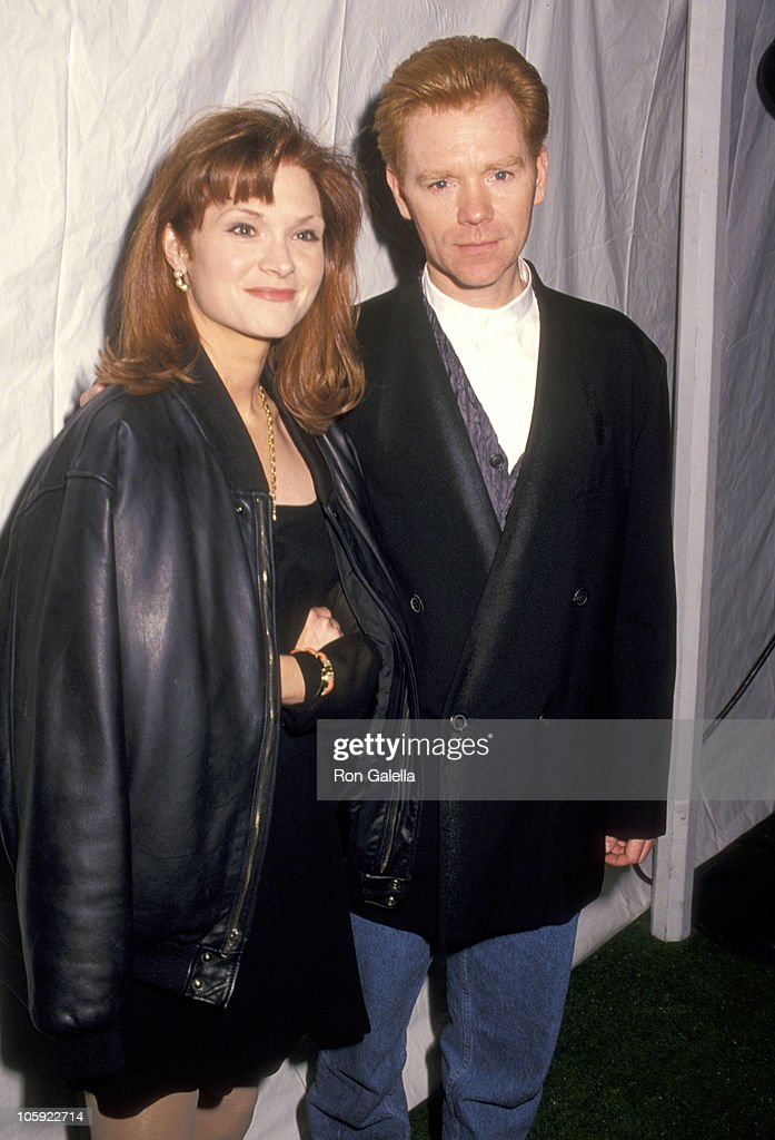 David Caruso and sister Joyce Caruso during New York ...
