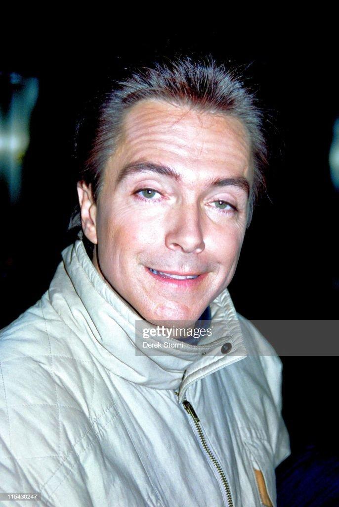 David Cassidy Sighting at Rockefeller Center - January 28, 1994