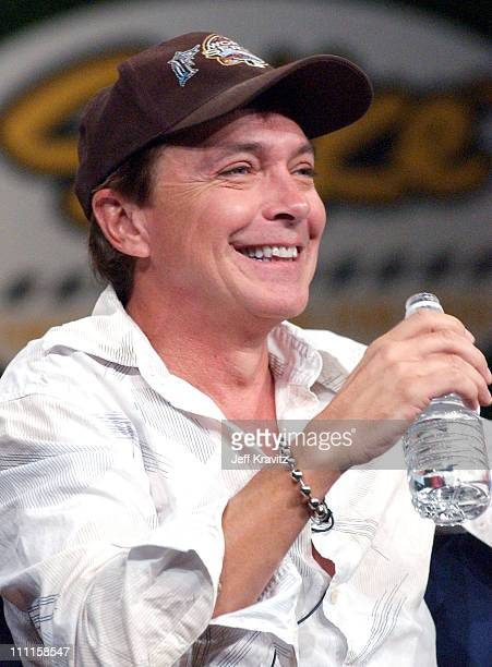 David Cassidy during MTV Networks TCA July 23 2004 at Century Plaza in Los Angeles California United States