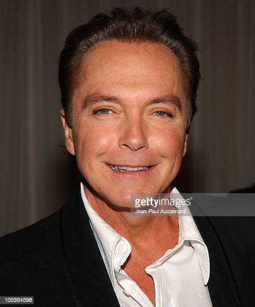 David Cassidy during The 6th Annual Family Television Awards Arrivals at Beverly Hilton in Beverly Hills California United States