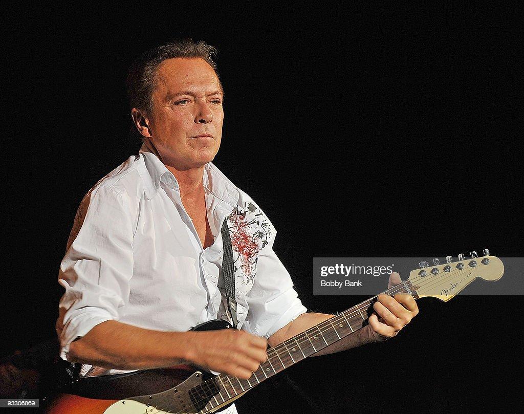 David Cassidy In Concert - November 21, 2009
