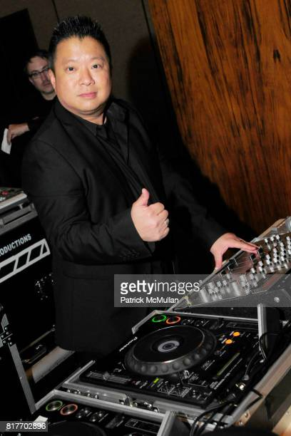 David Chang attends MUSEUM OF THE CITY OF NEW YORK Director's Council Host's 'NEW YORK AFTER DARK' at Pool Room on October 13 2010 in New York City