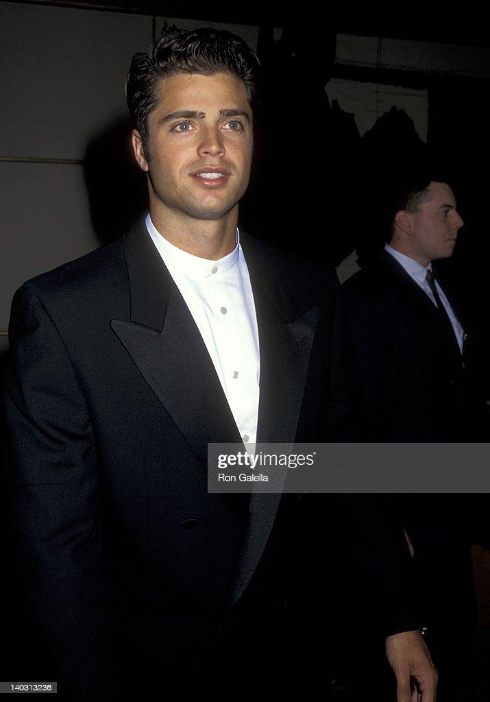 David Charvet at the 1995 Michael Awards NY Vista Hotel New York City