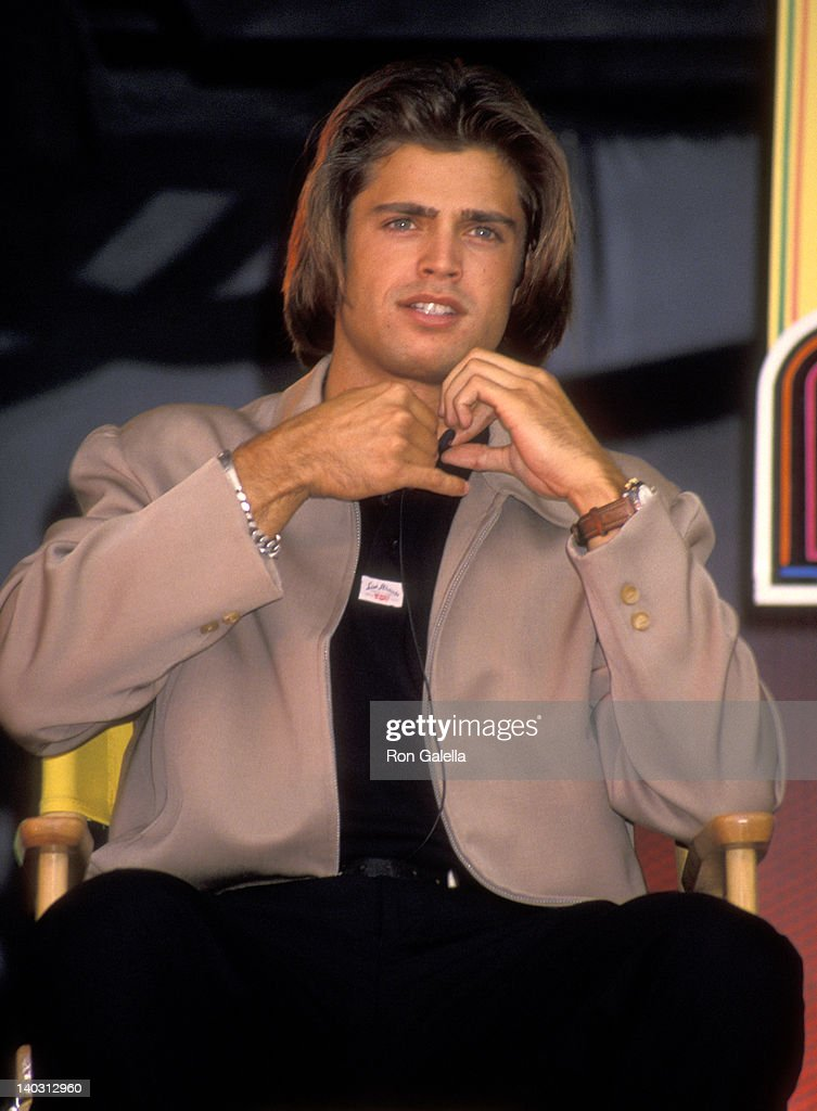 David Charvet at the Behind The Scenes Look Of 'Baywatch' Opened To Fans Universal Studios Universal City