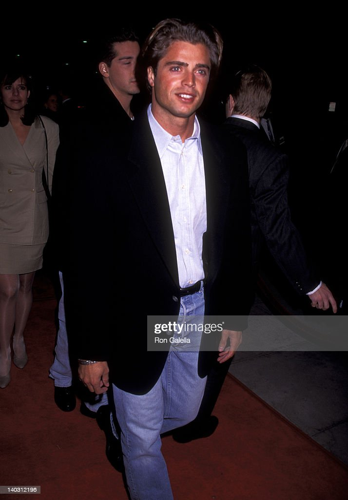 David Charvet at the Premiere of 'The Professional' Academy Theatre Beverly Hills