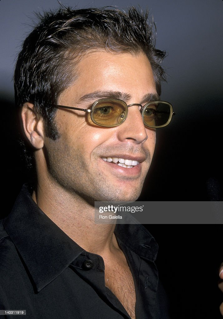 David Charvet at the StarStudded KickOff Party for The Rock 'N' Road Rally Hosted by Astrella Leitch Jack Healey Pier 59 at Chelsea Piers New York...