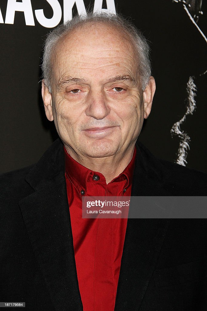 David Chase attends the 'Nebraska' screening at Paris Theater on November 6, 2013 in New York City.