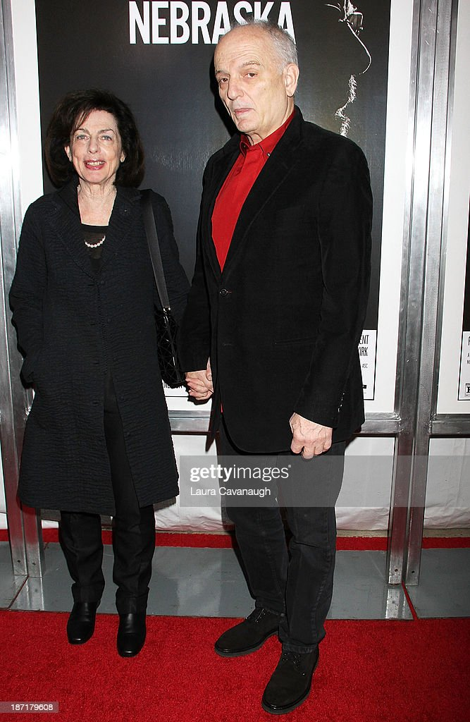 <a gi-track='captionPersonalityLinkClicked' href=/galleries/search?phrase=David+Chase&family=editorial&specificpeople=657831 ng-click='$event.stopPropagation()'>David Chase</a> attends the 'Nebraska' screening at Paris Theater on November 6, 2013 in New York City.