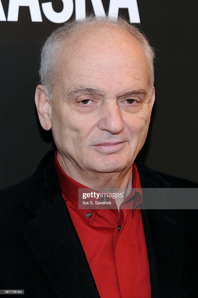 <a gi-track='captionPersonalityLinkClicked' href=/galleries/search?phrase=David+Chase&family=editorial&specificpeople=657831 ng-click='$event.stopPropagation()'>David Chase</a> attends the 'Nebraska' special screening at Paris Theater on November 6, 2013 in New York City.
