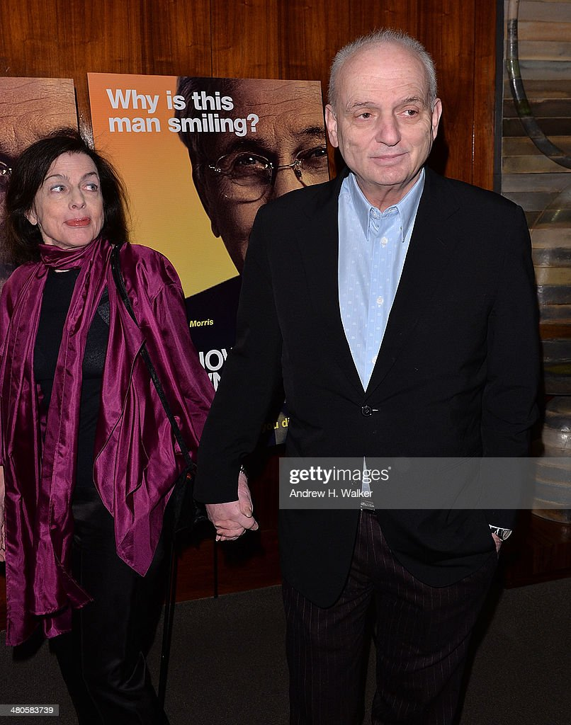 <a gi-track='captionPersonalityLinkClicked' href=/galleries/search?phrase=David+Chase&family=editorial&specificpeople=657831 ng-click='$event.stopPropagation()'>David Chase</a> attends the 'The Unknown Known' screening at Museum of Art and Design on March 25, 2014 in New York City.