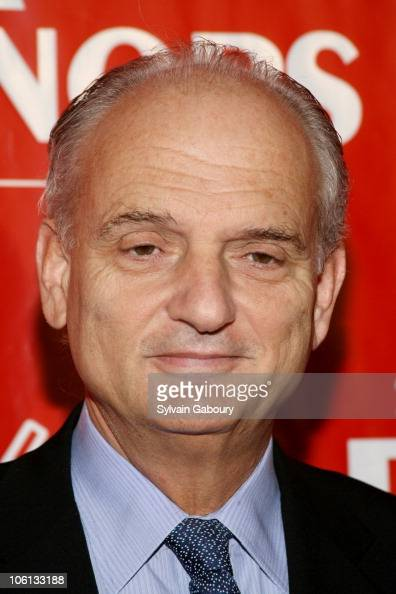 David Chase during 2006 DGA Honors New York City Red Carpet at DGA Theater at 110 West 57th Street in New York City New York United States